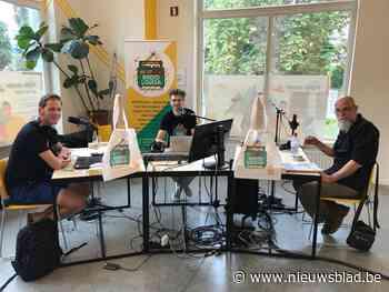 'Radio Louisa' live vanuit Gravenhof moet culturele leemte beetje verzachten - Het Nieuwsblad