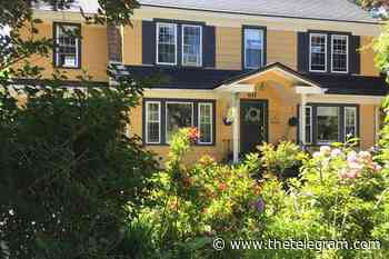 Wolfville B&B an ideal spot for Nova Scotia staycationers - The Telegram
