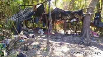 HOY / Destruyen más de 15 toneladas de marihuana en Carayaó - Hoy - Noticas de Paraguay y el Mundo.