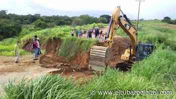 FOTOS / Comienza reparación del tramo vial Zaraza-Onoto - El Tubazo Digital