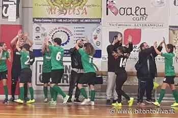 La Polisportiva Five Bitonto scrive la storia: è serie A2 - BitontoViva