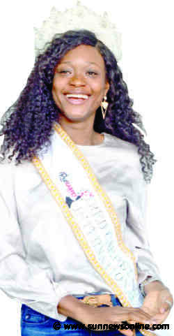 It's tough growing up because dad, mum weren't together –Abisoye Alagbe, beauty queen