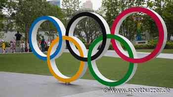 Olympia in Tokio: Zwei Mitarbeiter des Organisationskomitees positiv auf Corona getestet - Sportbuzzer