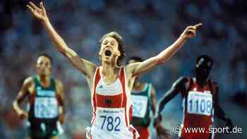 """Olympia 1992: Als der """"weiße Kenianer"""" Dieter Baumann allen davonlief - sport.de"""