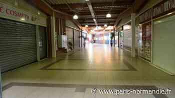 En manque de commerçants, le centre commercial Les Bruyères au Petit-Quevilly déserté - Paris-Normandie