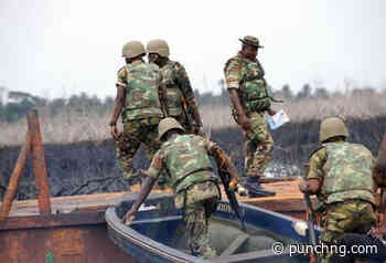 Six killed as soldiers raid militants' camp in Bayelsa - The Punch