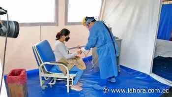 Presión por demanda de pacientes en el IESS - La Hora (Ecuador)