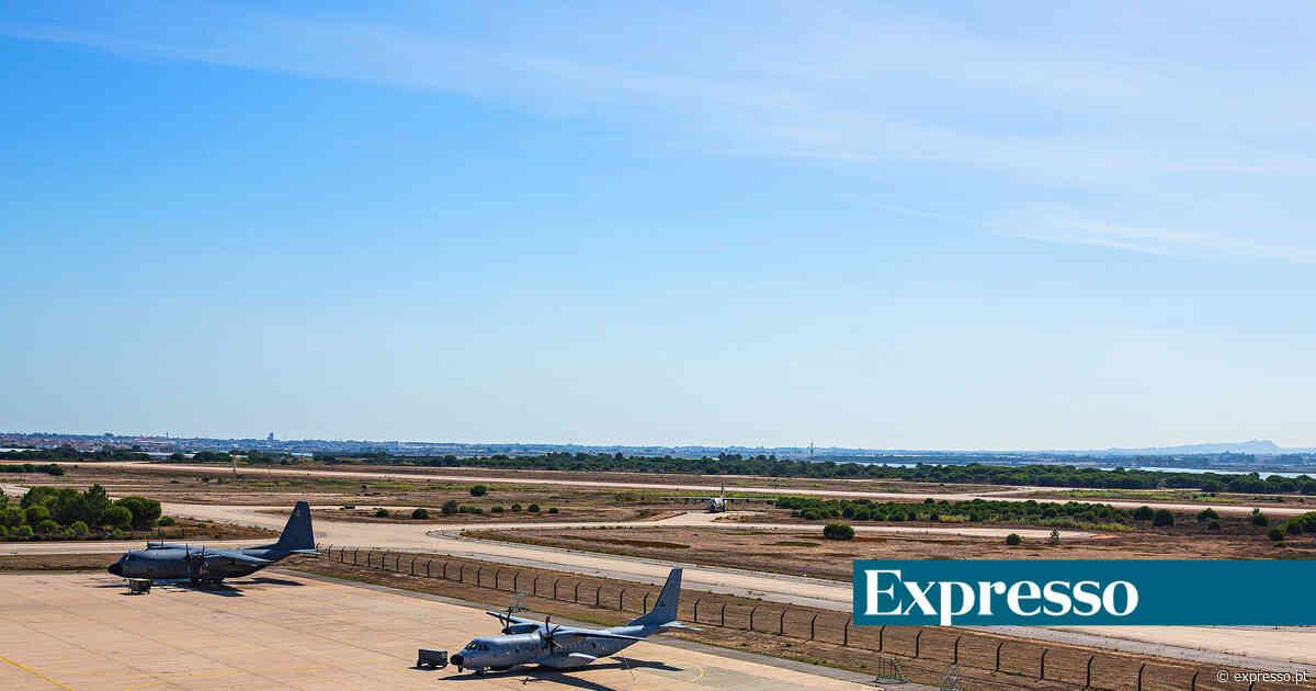 Explicador: o aeroporto do Montijo é uma solução coxa? - Expresso