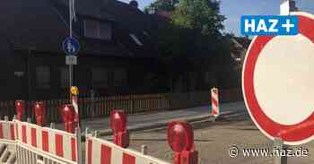 Burgwedel Thönse: Ortsdurchfahrt ab 17. August gesperrt, Umleitung eingerichtet - Hannoversche Allgemeine