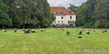 Burgwedel: TSG bietet in den Ferien Sportangebote im Freien an - Hannoversche Allgemeine