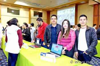 """Ideas de negocios se muestran en el """"Expo Virtual Emprende"""" - La Hora (Ecuador)"""