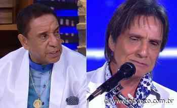 Agnaldo Timoteo, após se assumir, expõe passado com Roberto Carlos - TV Foco