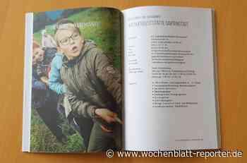"""Angebot, Beratung und Hilfe auf über 80 Seiten: Broschüre """"Diakonisch in LU"""" neu aufgelegt - Wochenblatt-Reporter"""