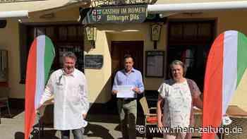 Händler machen sich für Gastronomie stark: Zum Einkauf gibt's Gutscheine für Mayener Restaurants - Rhein-Zeitung
