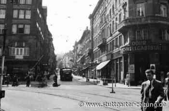 Gastronomie in Stuttgart 1942 - Als das Essen aus dem Automaten kam - Stuttgarter Zeitung