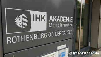 IHK-Akademie Rothenburg: Weiterbildungen in der Gastronomie - Fränkischer.de