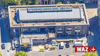 Markthalle Buer: Gastronomie soll im Herbst eröffnen - WAZ News