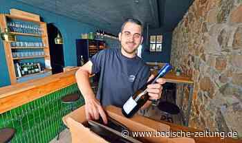 """Neue Weinbar """"Trotte"""" will ein ungezwungener Treffpunkt mit Anspruch sein - Gastronomie - Badische Zeitung - Badische Zeitung"""