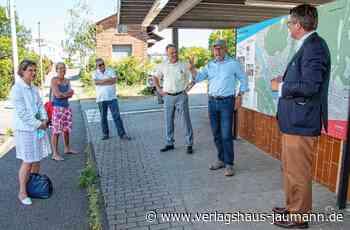 """Grenzach-Wyhlen: Ein """"Quantensprung auf der Hochrheinbahn"""" - Verlagshaus Jaumann - www.verlagshaus-jaumann.de"""