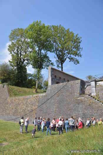 Visites guidées des Remparts de Maubeuge Office de Tourisme de Maubeuge samedi 19 septembre 2020 - Unidivers