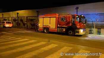 Maubeuge: les pompiers interviennent pour une fuite de climatiseurs chez Aldi - La Voix du Nord