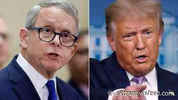 "DeWine Says He Would Have Also Tested Positive For Ebola And Small Pox ""If It Meant Avoiding Trump"" - extranewsfeed.com"