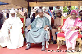 Kogi monarch gets 2nd class status while turbaning title holders - Daily Trust