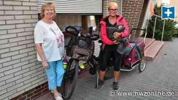 Rad-Fernreise über Ganderkesee Nach Spanien: Der Depression einfach davonradeln - Nordwest-Zeitung
