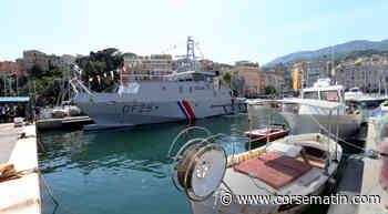 La vedette garde-côtes bastiaise toujours bloquée à quai à Toulon - Corse-Matin