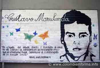 A 21 años del asesinato del estudiante Gustavo Marulanda - Agencia de Comunicación de los Pueblos Colombia Informa