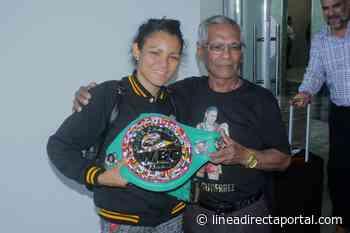¡Gran motivación! Katty Gutiérrez y su promesa de volver a ser campeona mundial - Linea Directa