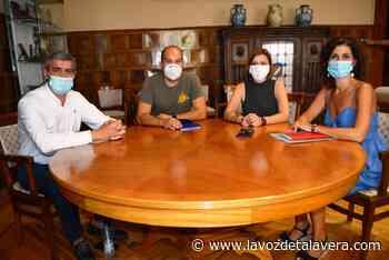 Gutiérrez muestra su apoyo y el de la Diputación a los trabajadores de La Tribuna de Toledo - La Voz de Talavera Digital