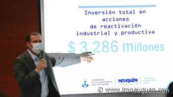 Gutiérrez anunció medidas para la reactivación industrial y productiva | INDUSTRIAL, millones, Inversión, Medidas - LM Neuquén