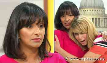 Ranvir Singh's GMB co-star addresses duo's new move away from ITV show: 'We can't wait' - Express