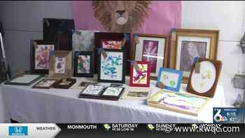 Art made by Niabi Zoo animals for sale - KWQC