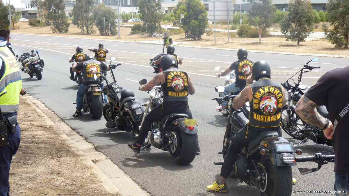 'Greedy, violent' bikies rise in the ranks - Ballina Shire Advocate
