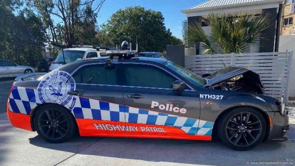 Mackay duo accused of ramming NSW cop cars in stolen ute - Ballina Shire Advocate
