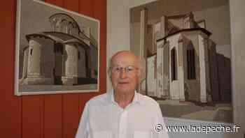 Villeneuve-sur-Lot. Le peintre Jean-Claude Maurel expose à Roquecor - ladepeche.fr