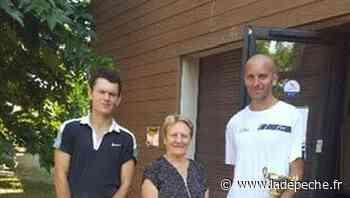 Villeneuve-sur-Lot. Tennis : Jonathan Andrieux, champion départemental des plus de 35 ans - ladepeche.fr