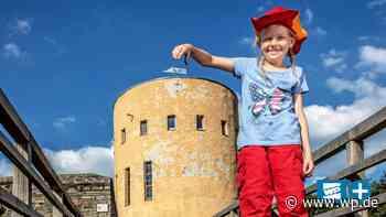 Hilchenbach: Familienwanderweg hoch zur Ginsburg lohnt sich - Westfalenpost
