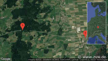 Stetten: Gefahr auf A 96 zwischen Mindelheim und Kohlbergtunnel in Richtung Lindau - Staumelder - Zeitungsverlag Waiblingen