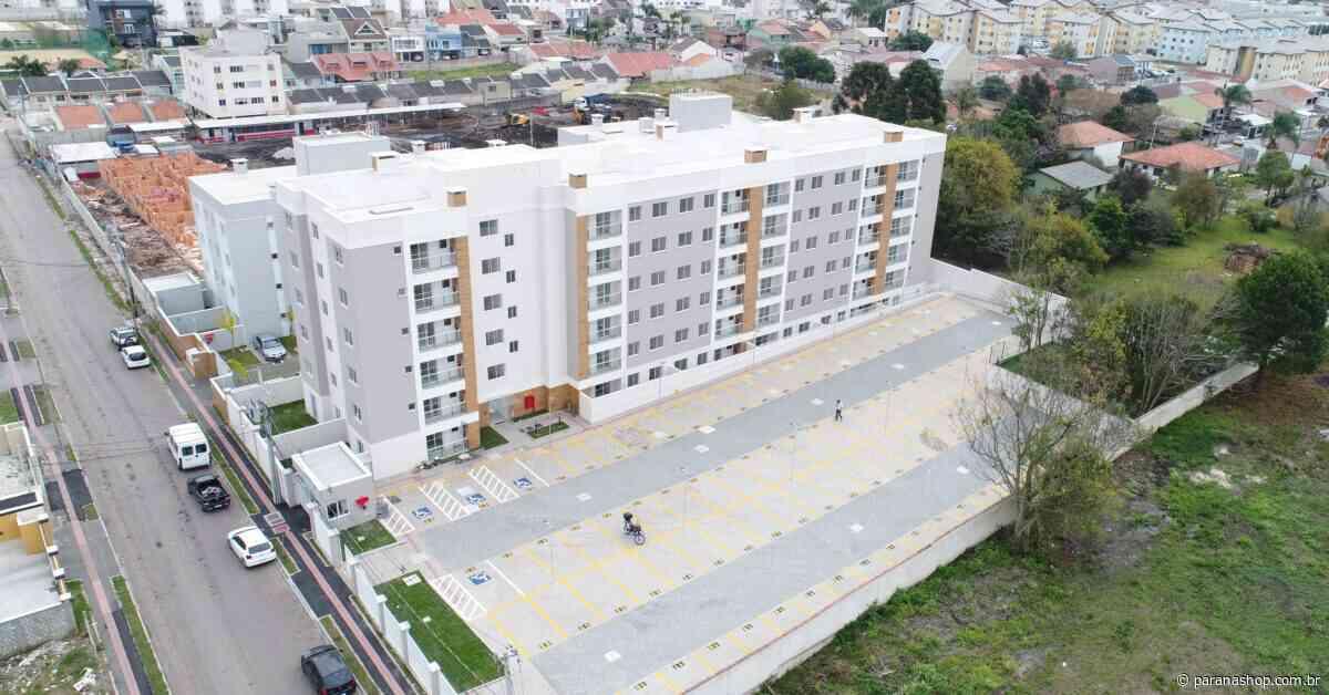 Construtora entrega residencial em São José dos Pinhais - Paranashop