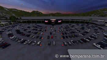 Drive-in do Expotrade Pinhais anuncia programação de lançamento. Veja as atrações - Bem Paraná