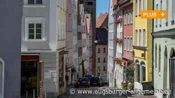 In der Alten Bergstraße in Landsberg soll bald ein Open-Air-Kino entstehen