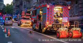 Kohlenstoffmonoxid: Fünf Verletzte in Wiesbaden