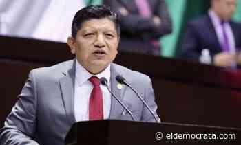 Vote por AMLO y Cuitlahuac no estoy arrepentido: Jaime Humberto - El Demócrata