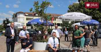 Trossingen: Der Maschke-Platz wird einladender - Schwäbische
