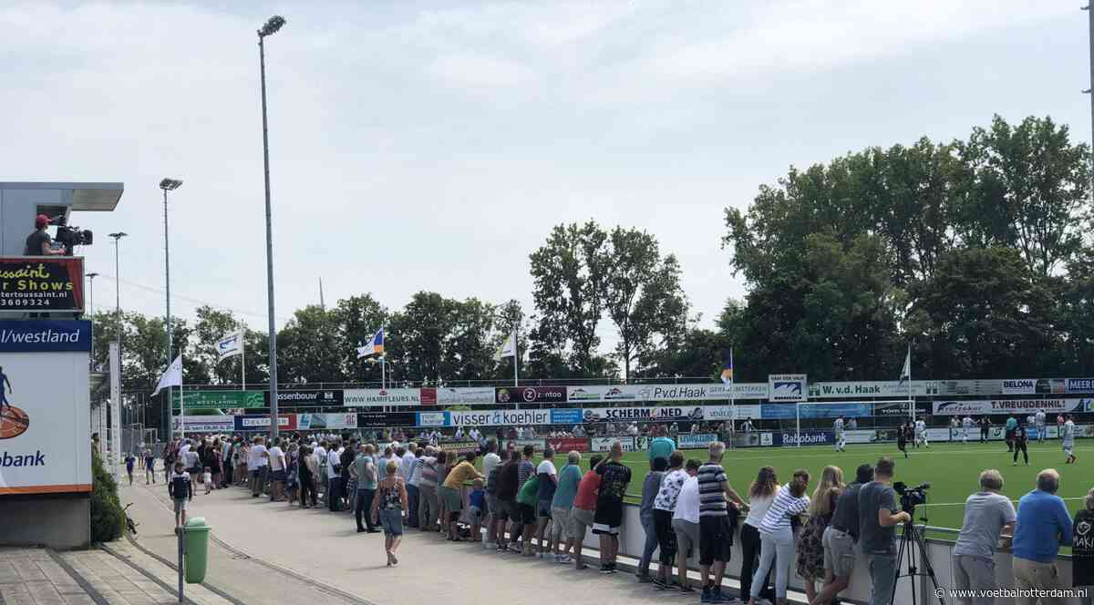 Excelsior Maassluis wint oefenduel van Westlandia | - VoetbalRotterdam