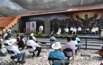 """""""Cumpla con su palabra"""": piden campesinos a Cuauhtémoc Blanco en Anenecuilco - El Sol de Cuernavaca"""