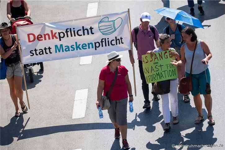 Was Sie am Sonntag in Dortmund wissen müssen: Große Corona-Demo bei 35 Grad - Ruhr Nachrichten
